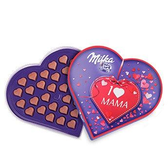 Cuore di Cioccolato Milka