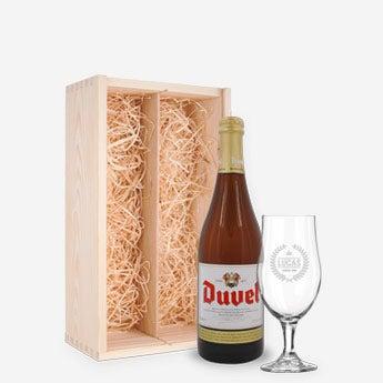 Coffret bière Duvel