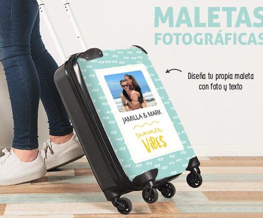 Maletas de viaje personalizadas