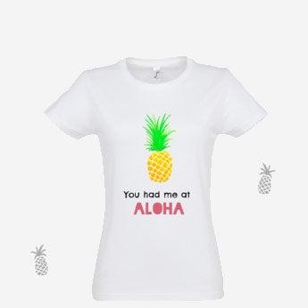 T-paidat painatuksella