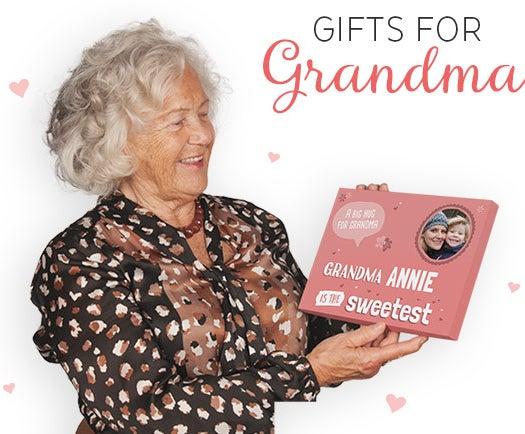 Presentes para avó