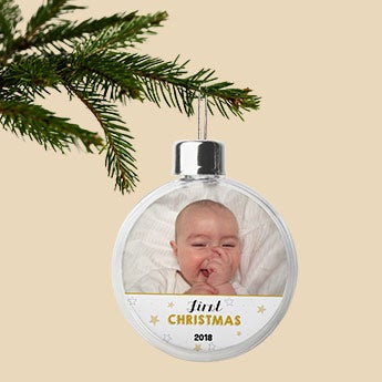 Bombka- moje 1sze Święta