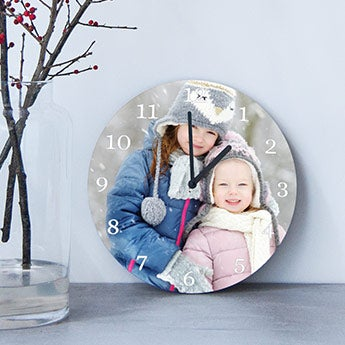 Photo clocks