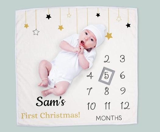 Karácsonyi ajándékok csecsemőknek
