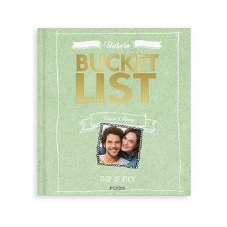 Bucket List Buch - Paare