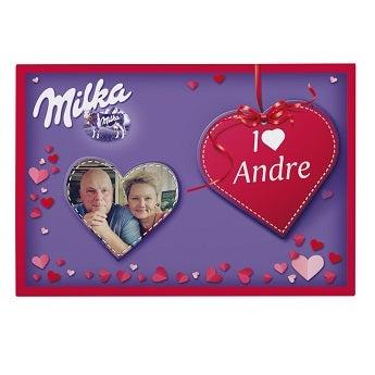 Milka giftbox - Valentijn