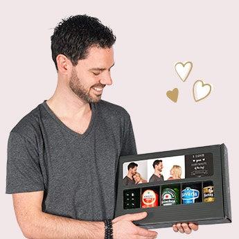 Valentijn voor hem