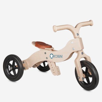 Trehjuling i tre