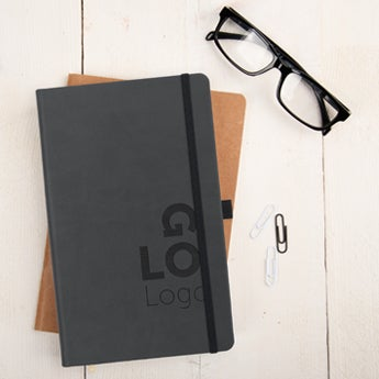 Tryckt anteckningsbok