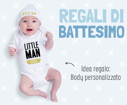 Regali per Battesimo