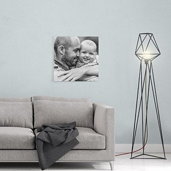 Canvas print Father's Day