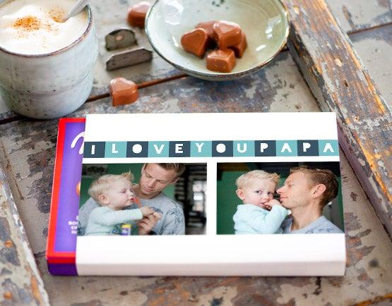 Cadeau pour papa d'amour