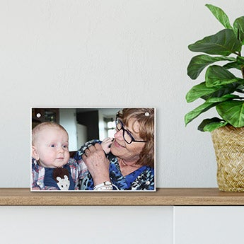 Akrylový foto blok