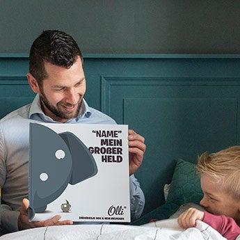Buch zum Vatertag