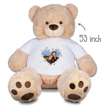 Urso gigante- 135 cm