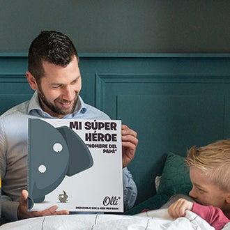 Libro para superhéroes
