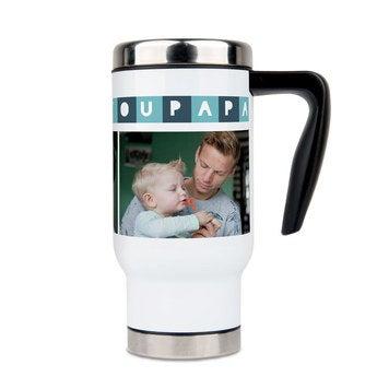 Mug thermos Fête des Pères