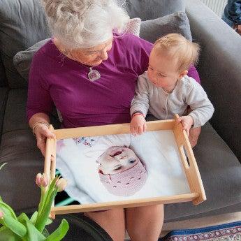 Gave til bestemor