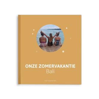Fotoboek Zonvakantie