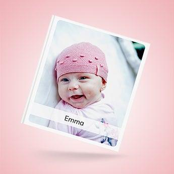 Fotoboek voor baby
