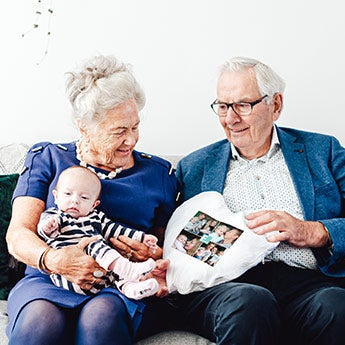Cadeaux papi & mamie
