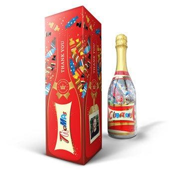 Celebrations - Bottiglia Cioccolatini