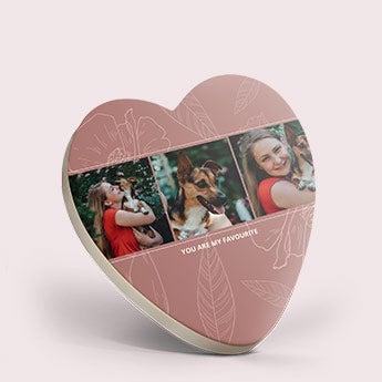Csokoládé szív
