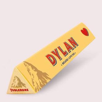 Toblerone - San Valentín