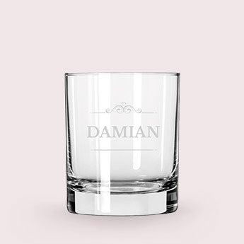 Whisky sklo
