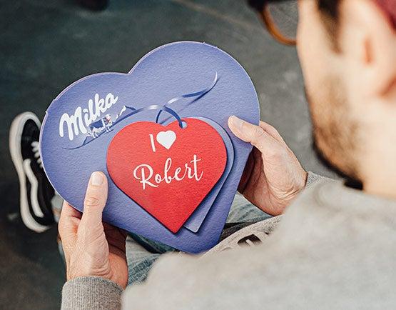 Anoniem Valentijnskaart versturen
