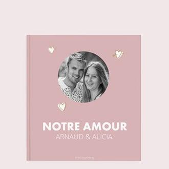 Album photo pour amoureux