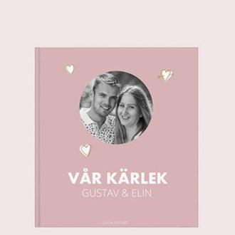 Fotobok Vår Kärlek