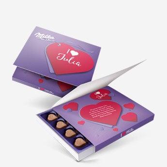 Milka gift box