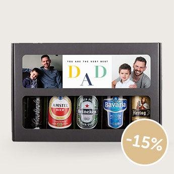 Cerveza holandesa - Día del Padre