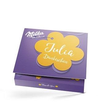 Milka personalisieren