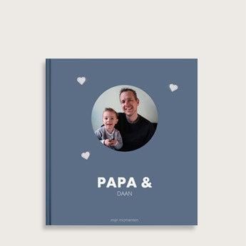 Fotoboek voor papa