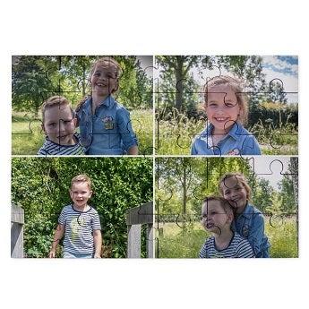 Fotopuzzle - Klein