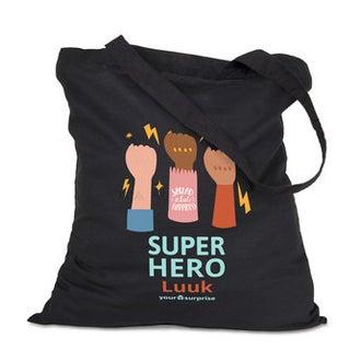 Placená taška - Hrdinové