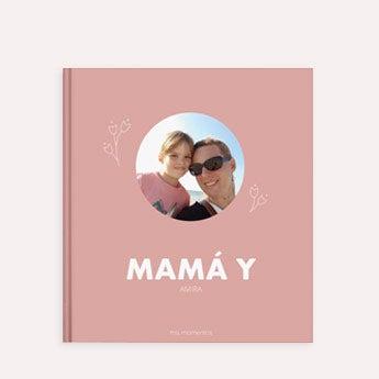 Fotolibro - Mamá y yo