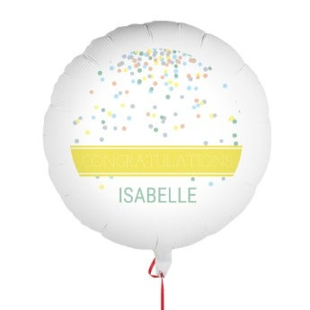Grattisballong