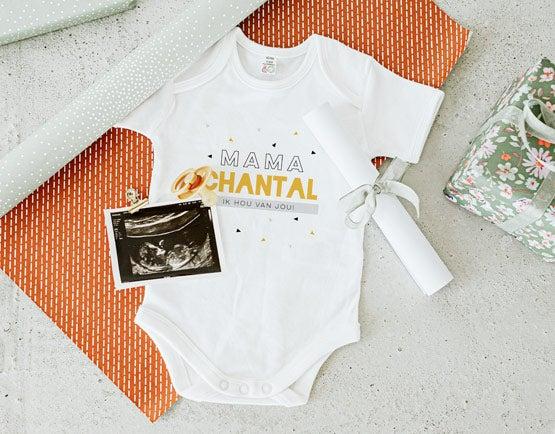 Cadeau voor de eerste moederdag