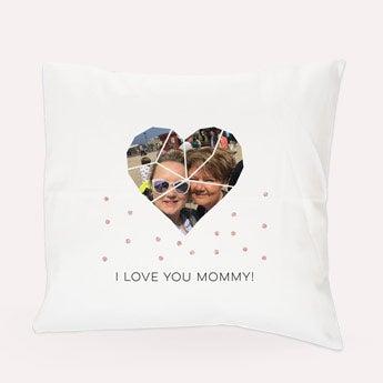 Äitienpäivän tyyny