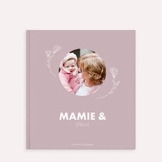 Album photo Mamie