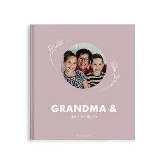 Fotobok Bestemor