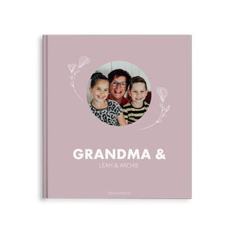 Photo album - Grandma
