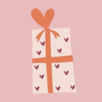 Valentijnsdag op afstand