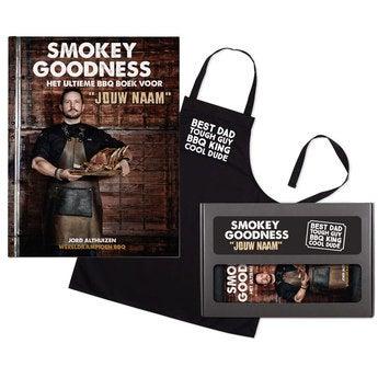 Smokey goodness boek
