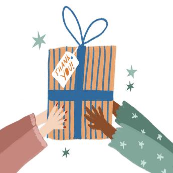 Wat mag een verjaardagscadeau kosten?
