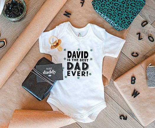 Geschenke zum ersten Vatertag