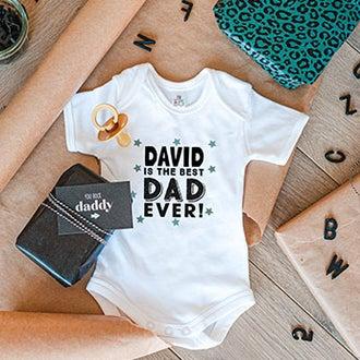 Prvý deň ocko